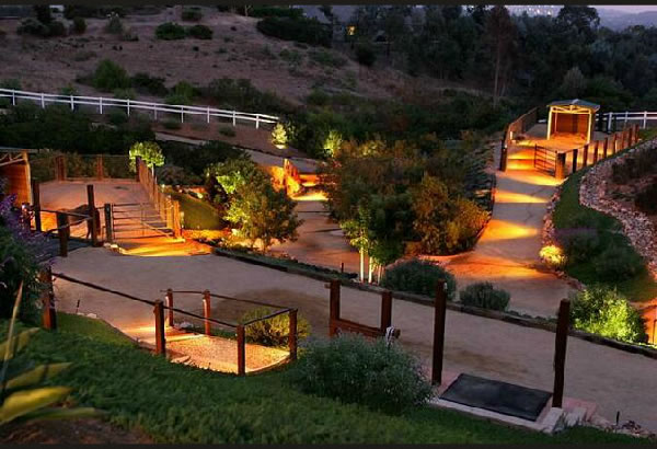 Action Landscaping Located In Kamas Yard And Lawn Lighting